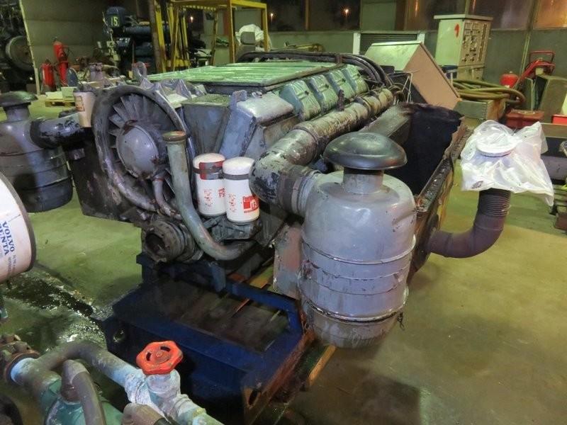 27. Motor og Generator sett - Deutz F 8 L 413