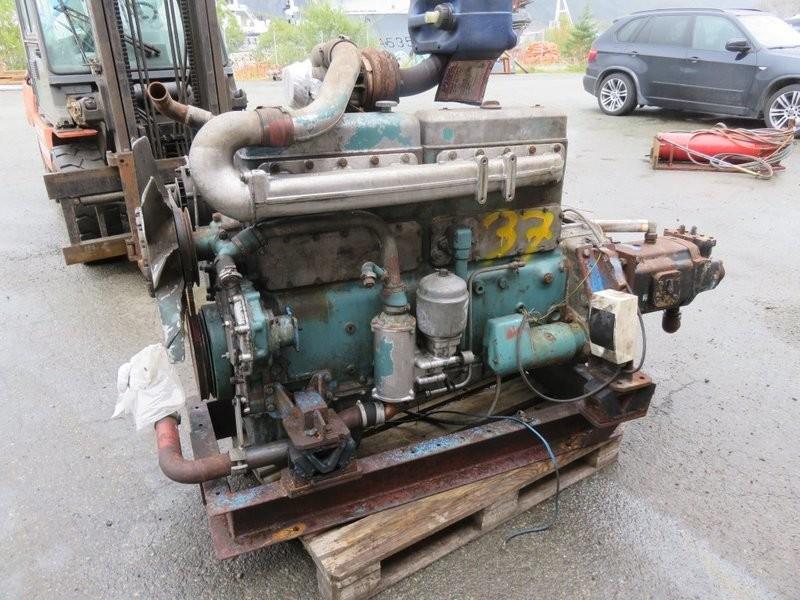 37. Motor og Generator sett - Scania DS11 02