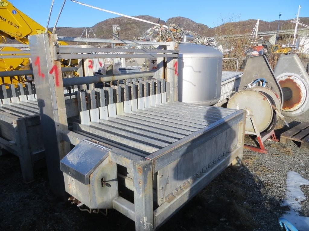 1. Platefrysere - DSI 12 st 100mm