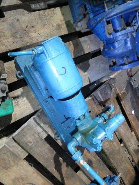 2. Pumpe, Brann-Lense-Spyle - Kracht  type MVZ R 2/19