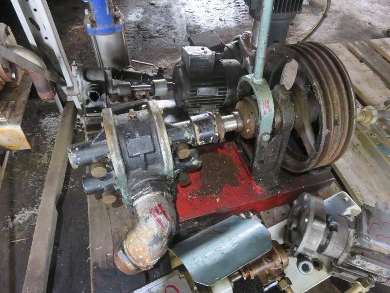 14. Pumpe, Brann-Lense-Spyle - Delta 3