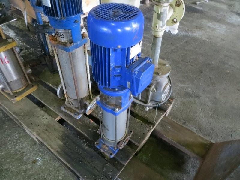 21. Pumpe, Brann-Lense-Spyle - ABS DPVS 4 -11