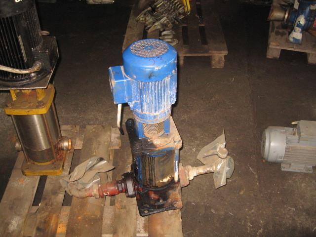 23. Pumpe, Brann-Lense-Spyle - Grundfoss 2,2 kw