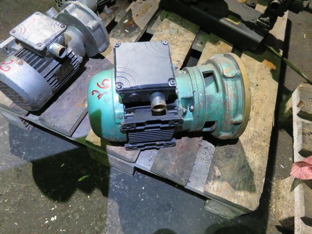 26. Pumpe, Brann-Lense-Spyle - 1