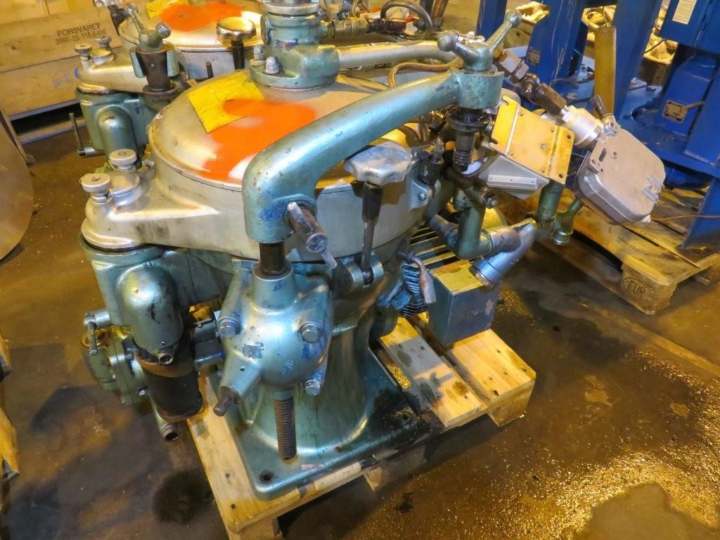 7. Seperatorer - Alfa-laval MAB 205S