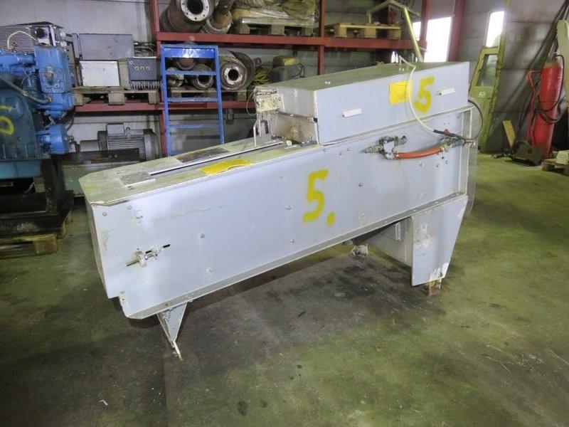 5-6. Sløye og sorterings maskiner - Baader