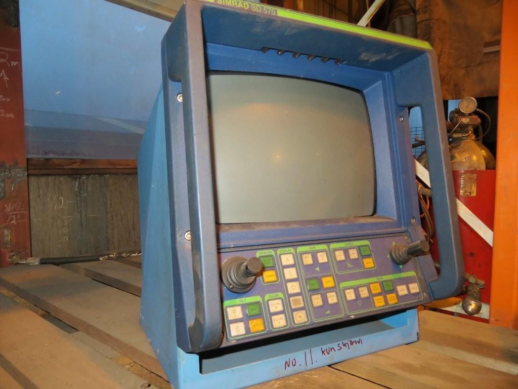 11. Sonarer - Simrad SD 570