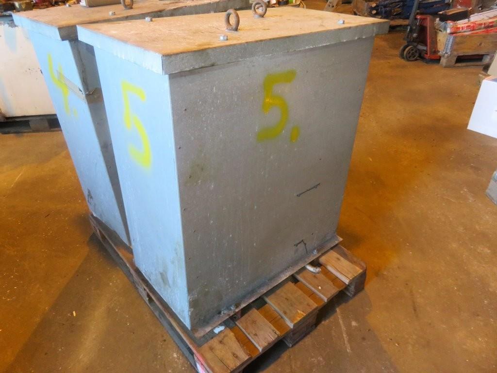 5. Trafoer - Lanne 100/100VM  440-230v  60kva