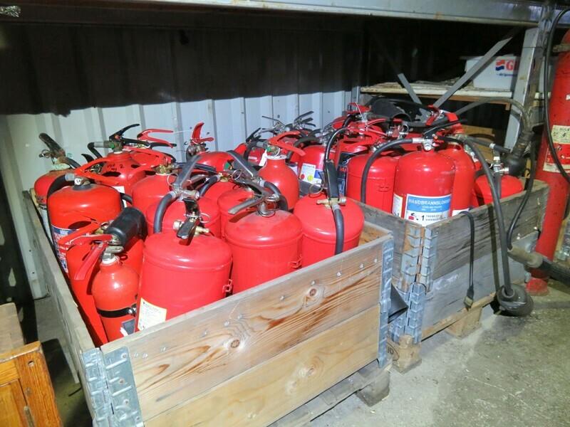 Brann Utstyr