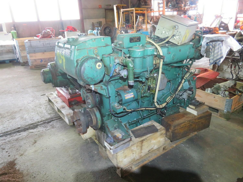 24.  Motor og Generator sett  VOLVO TD 121CHC