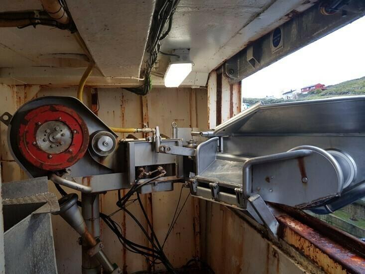 Line utstyr/ garn