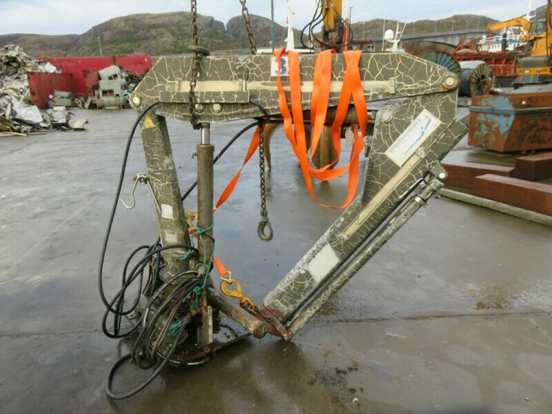 1. Kran utstyr - Hiab