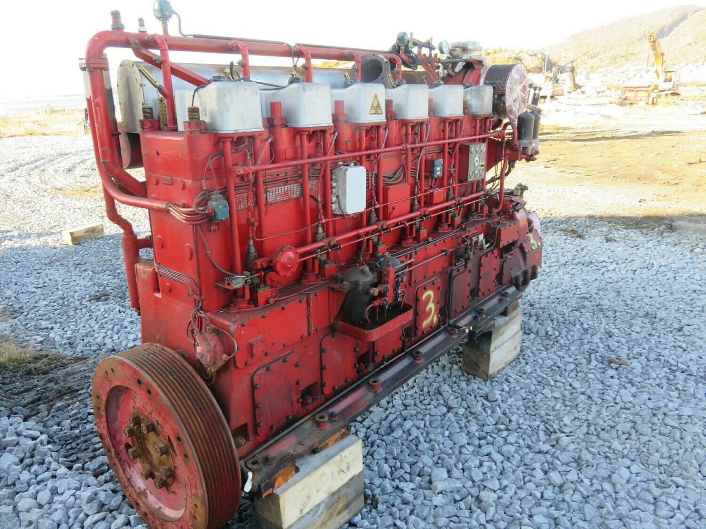 3. Hoved motorer - Callesen 6cyl