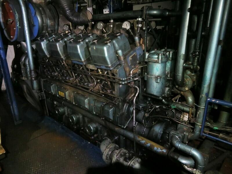 5. Hoved motorer - B/w Alpha             sveabulk