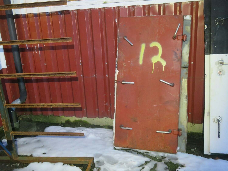 12.Dører m/ Ramme