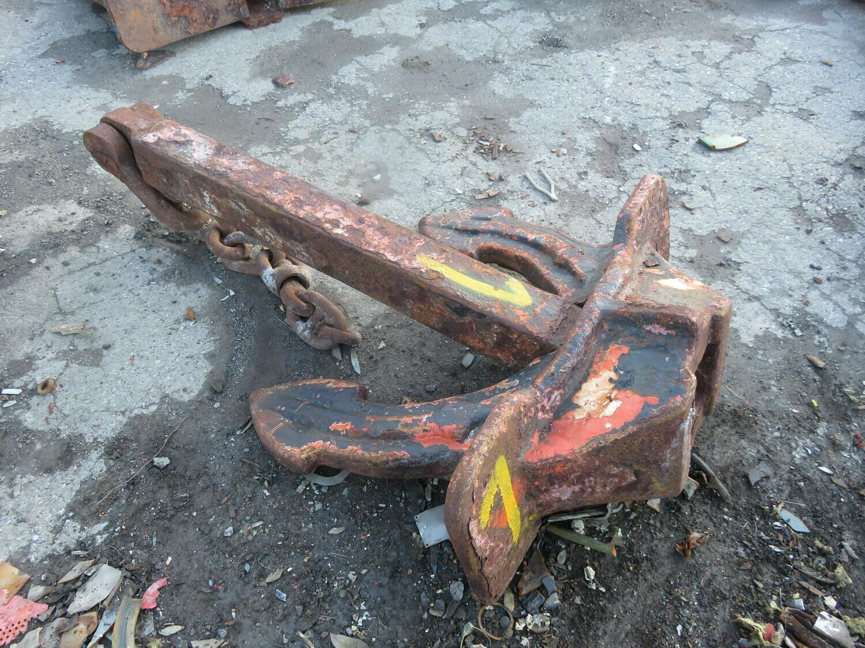 Anker & Kjetting no.1 - 760 kg