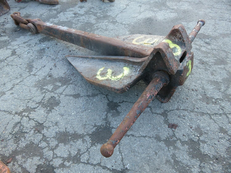 Anker & Kjetting no.3 - 940 kg