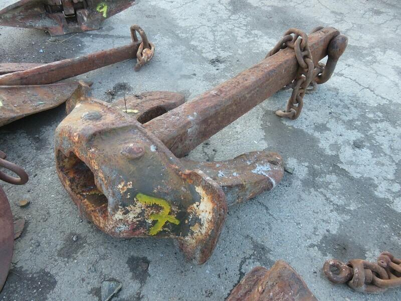 Anker & Kjetting no.7 - 1820kg