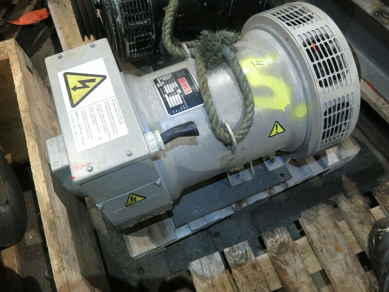 5. Generatorer - Stamford PM 144 J23  27.5kva  230v