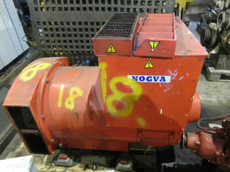18. Generatorer - Stamford HCM434C1      200kva    230v