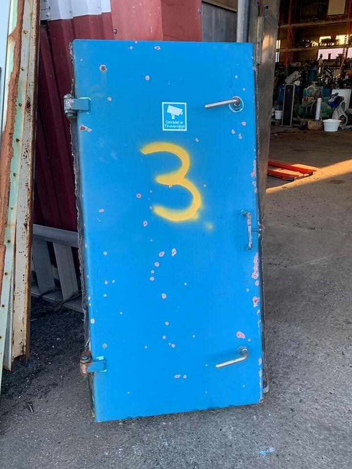 3.Dører m/ Ramme