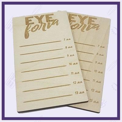 Планшет для искусственных ресниц EYEforia