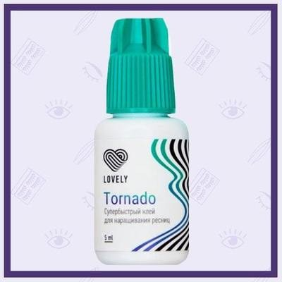 Клей для наращивания ресниц Lovely Tornado