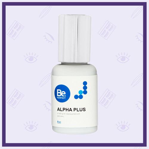 Клей для наращивания ресниц Be Perfect Alpha Plus