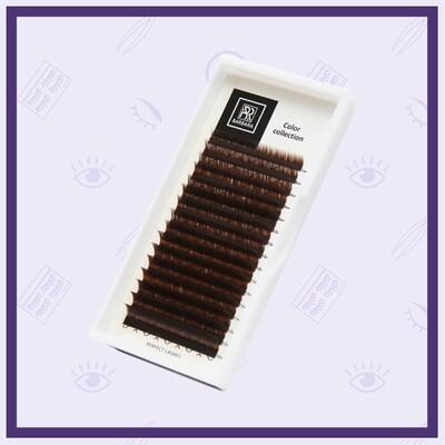 Ресницы коричневые Barbara Dark Chocolate