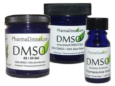 DMSO Gel Sample Kit SMPDM1