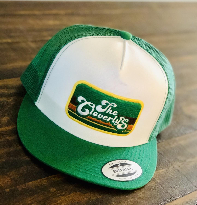 Green Patch Cap