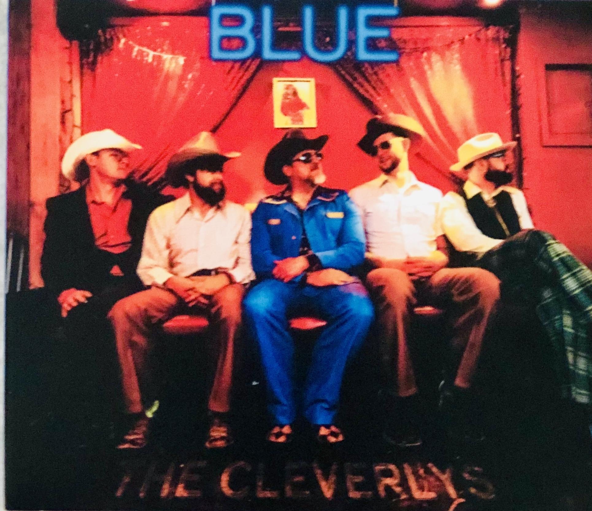 "CD ""BLUE"""