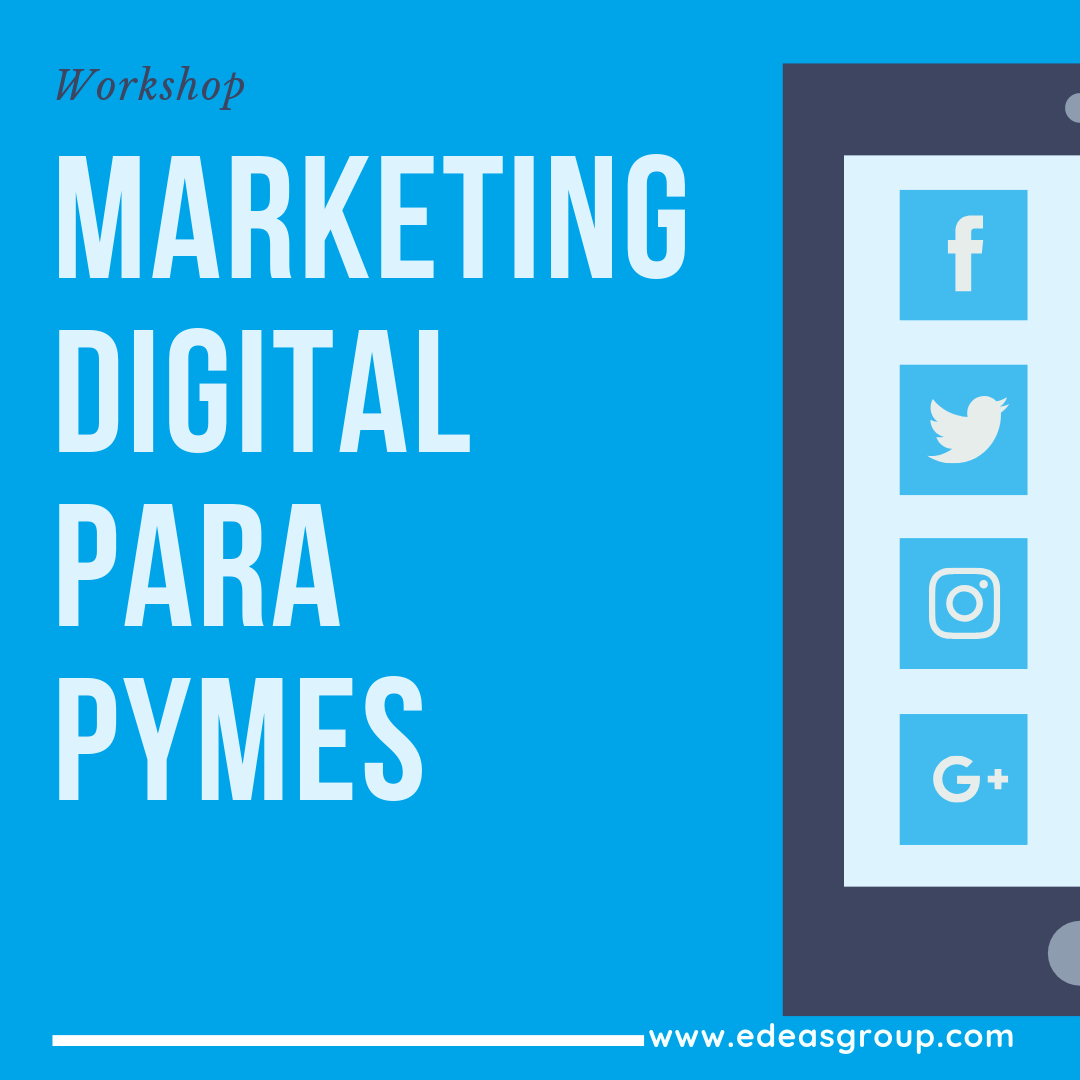 WorkShop Marketing Digital para PYMES