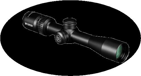 VORTEX LER 2-7x32mm Crossfire II Scout Scope 2021
