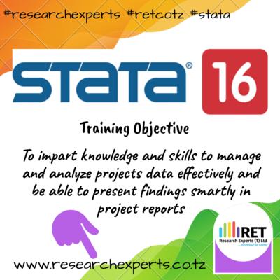 Stata 16 Training