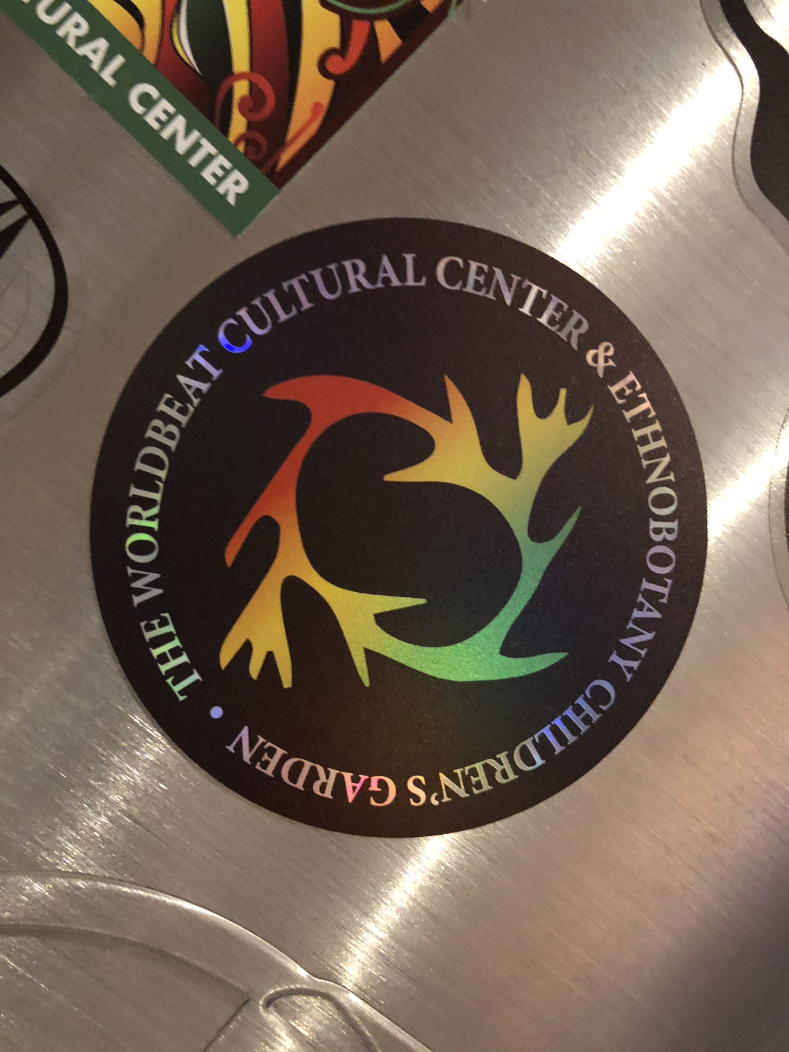 Oval Vinyl Stickers