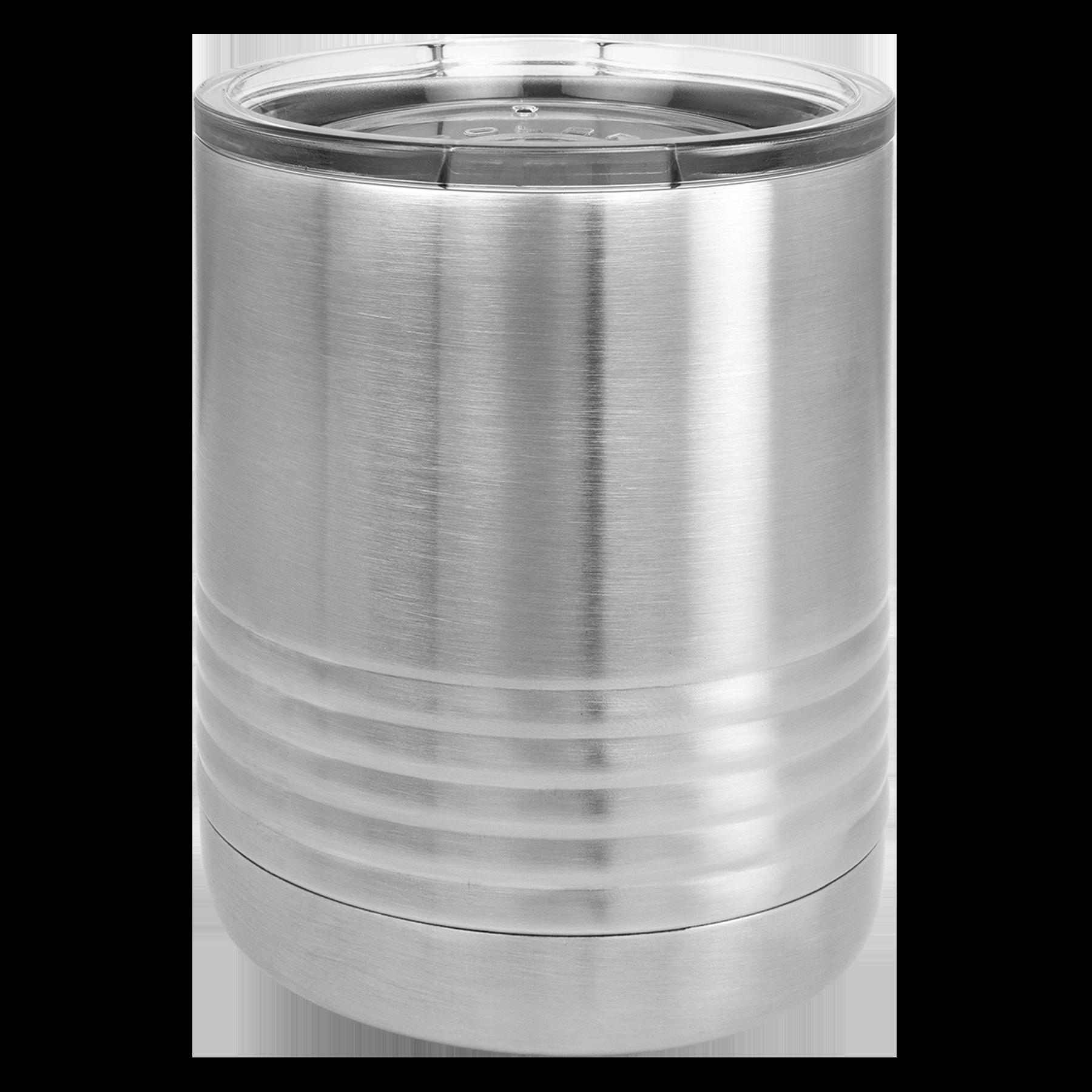10 oz Tumbler -  Stainless Steel LTM710x