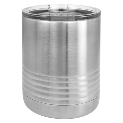 10 oz Tumbler -  Stainless Steel