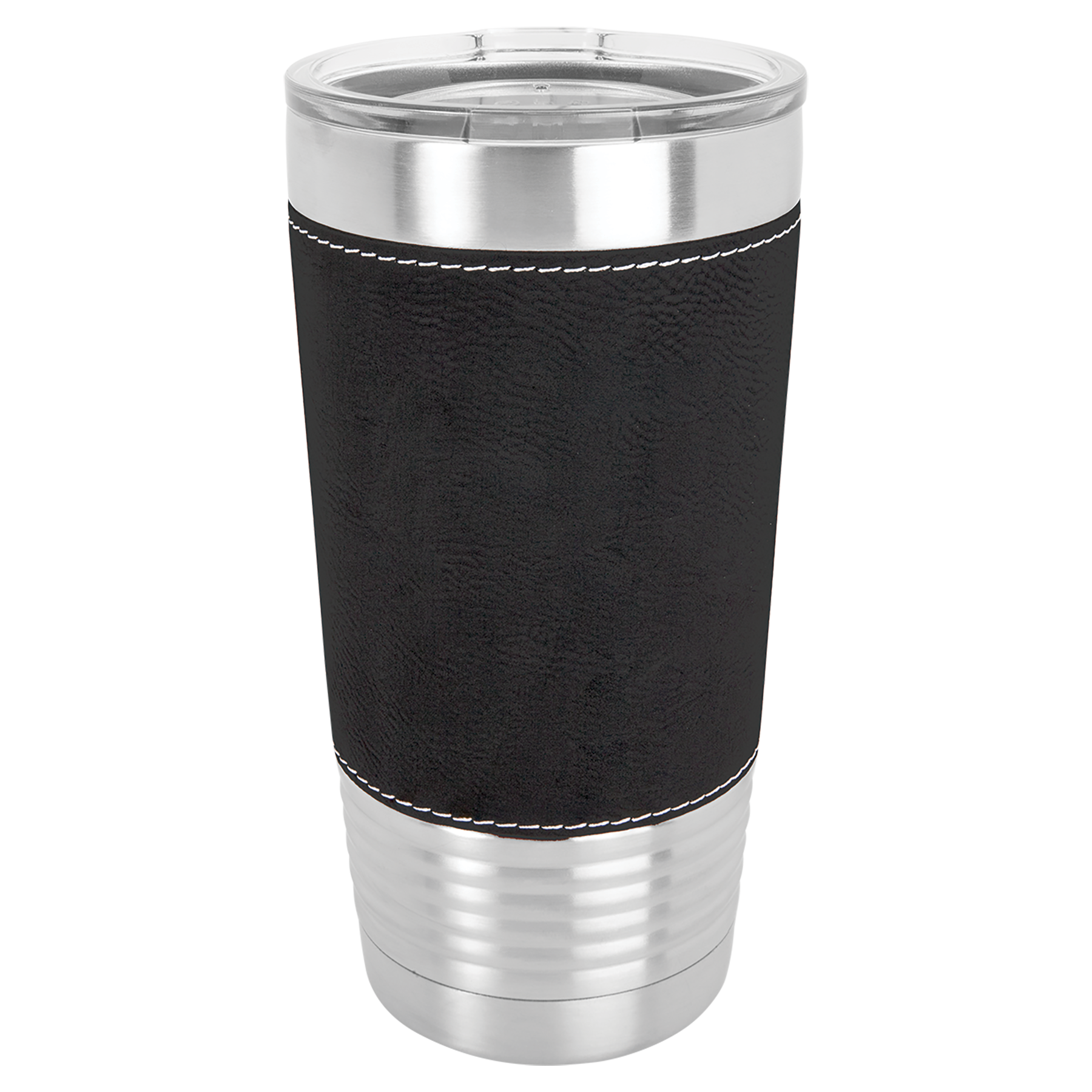 20oz Leatherette Travel Mug