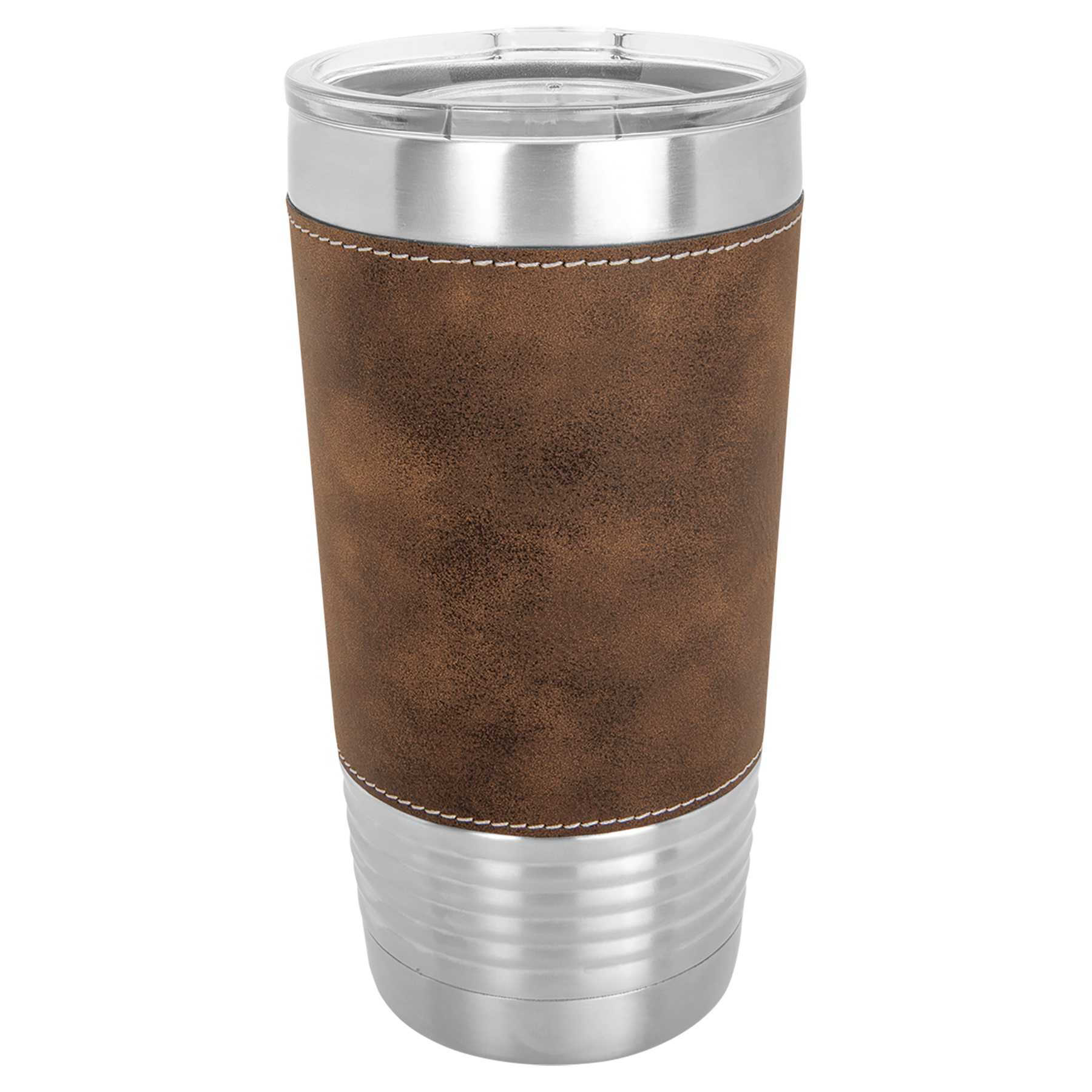 20oz Leatherette Travel Mug ins90010