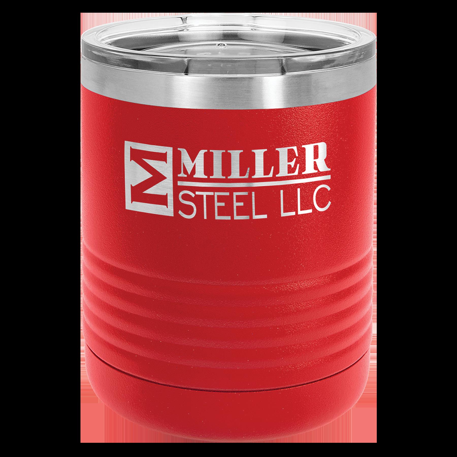 10 oz Tumbler -  Stainless Steel