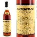 Prunier X.O. Cognac, France (750 ml)