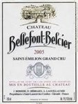 Chateau Bellefont-Belcier, Saint-Emilion Grand Cru 2016 (750 ml)