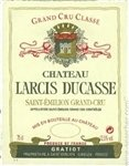 Chateau Larcis Ducasse, Saint-Emilion Grand Cru 2016 (750 ml)