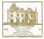 Chateau Haut-Brion, Pessac Leognan 2010 (750 ml)