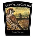 Ken Wright Cellars Tanager Vineyard Pinot Noir 2015 (750 ml)