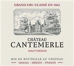 Chateau Cantemerle, Haut-Medoc 2014 (750 ml)