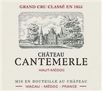 Chateau Cantemerle, Haut-Medoc 2015 (750 ml)