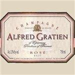 Alfred Gratien Brut Rose, Champagne NV (750 ml)