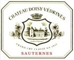 Chateau Doisy-Vedrines, Sauternes 2016 (750 ml)